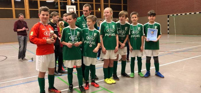 D1 holt Platz 3 beim TSV Reichenberg-Boxdorf