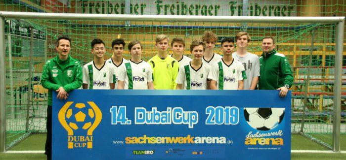 C1 erreicht Platz 4 unter 39 Mannschaften beim Dubai-Cup