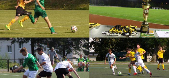 Stadtpokal: B1 und C-Junioren mit starker Leistung weiter, D1 scheitert an Dynamo