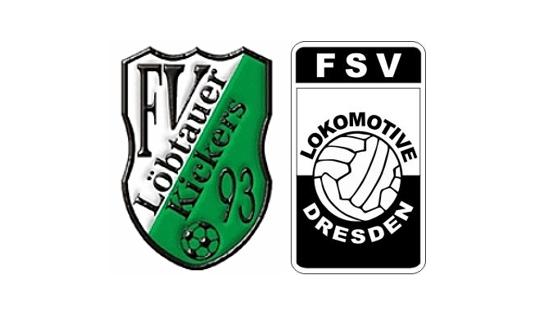 Erste. Herber Rückschlag gegen den FSV Lok Dresden